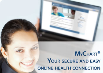 MyChart - your secure and easy online connection